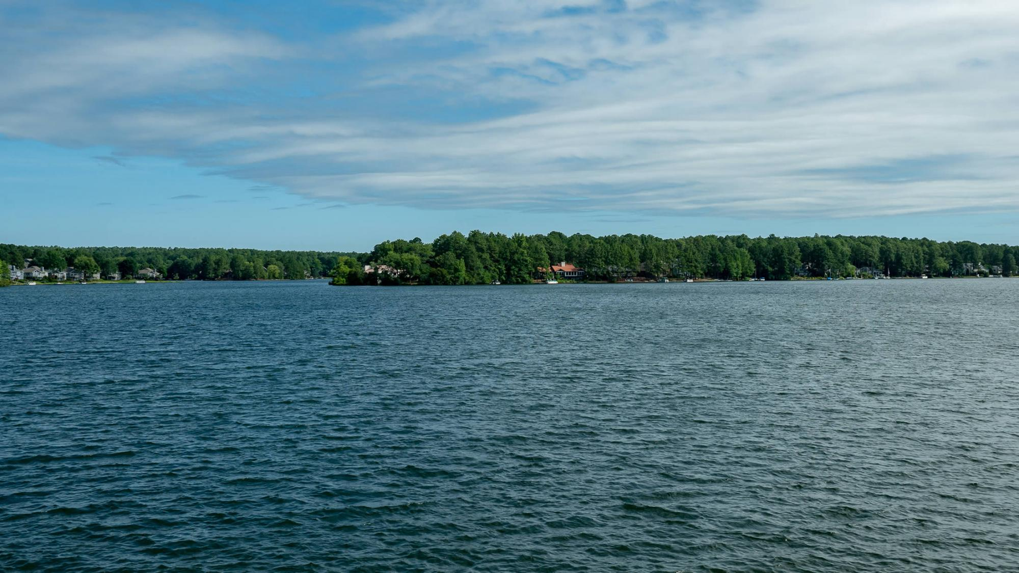 Lake Living Moore County NC